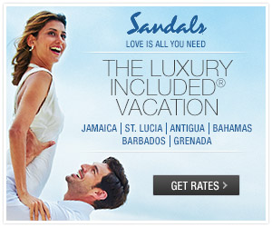 Sandals Love is All You Need