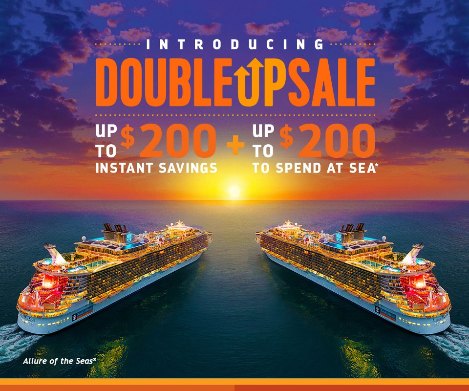 Double Up Sale